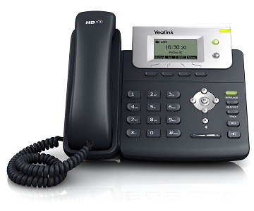 SIP-T21P E2 IP PHONE