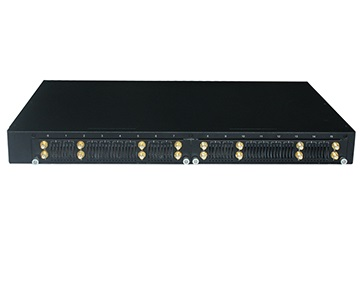 UC2000-VF WITH 64 SIM SLOTS GSM VOIP GATEWAY